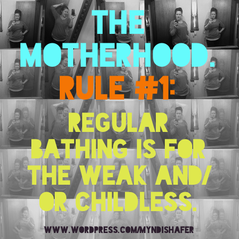 the motherhood rule #1
